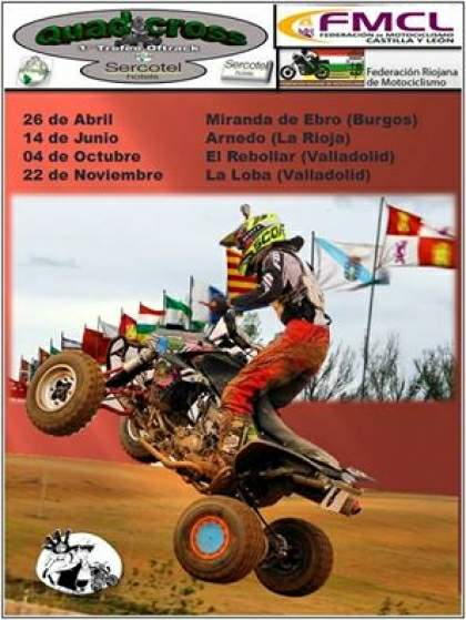 TROFEO OFTRACK SERCOTEL QUADS CROSS