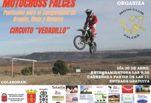 20 de ABRIL MOTOCROSS FALCES