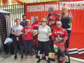 FOTOS Y CLASIFICACION TRIAL TORRECILLA DE CAMEROS