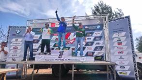 Angel Varea tercero en el campeonato de España de MX Clasicas